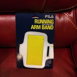 NWT Fila Running Arm Band Firm Price